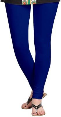 Vrshoppers Women's Blue Leggings