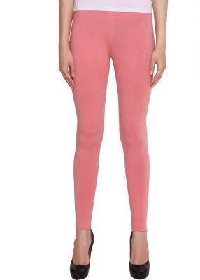 Valentine Women's Orange Leggings