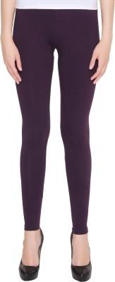Valentine Women's Dark Blue Leggings