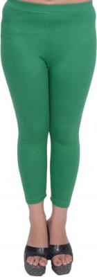 Snoby Women's Green Leggings