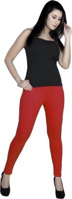 gargi Women's Red Leggings