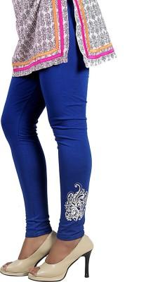 Ankita Women's Blue Leggings