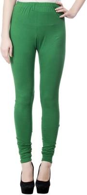 RASHI OVERSEAS Women's Green Leggings