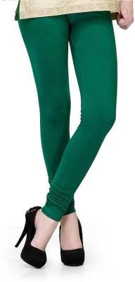 Fadattire Women's Green Leggings