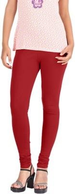 Hbhwear Women's Red Leggings