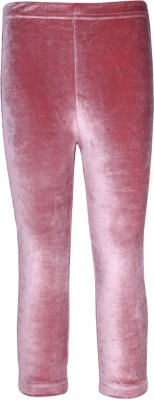 Cutecumber Baby Girl's Pink Leggings