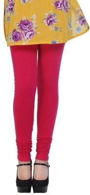 Trendyfy Women's Red Leggings