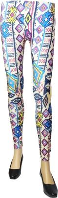 Indian Fashion Guru Women's Multicolor Leggings