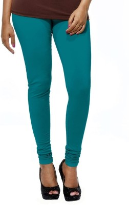 Deskjet Women's Light Blue Leggings