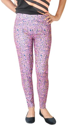 Round Off Women's Multicolor Jeggings
