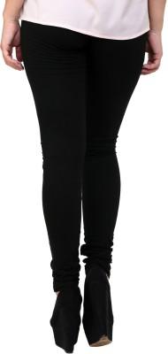Scorpio Fashions Women's Black Leggings