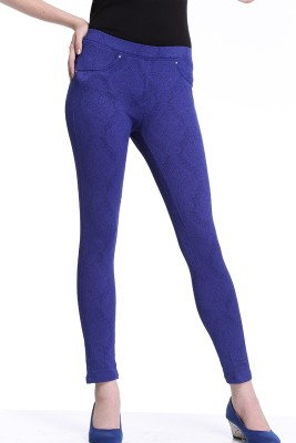 Westwood Womens Blue Jeggings