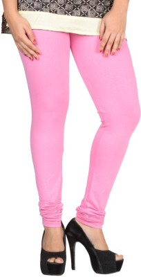 TOP ONE Women's Pink Leggings