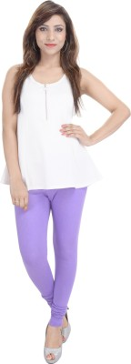 Shop Rajasthan Women,s Purple Leggings