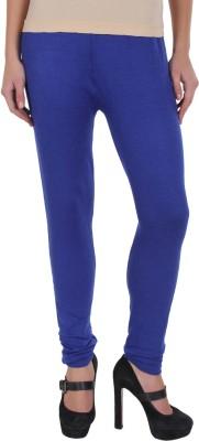 Kamaira Women's Blue Leggings