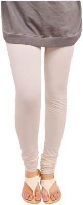 Leggings World Women,s White Leggings