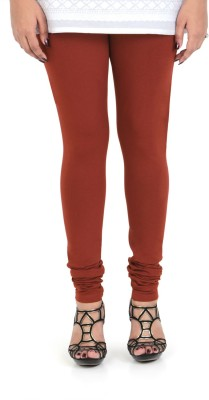 Vami Women's Red Leggings