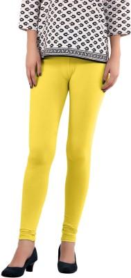 Indiwagon Women's Yellow Leggings
