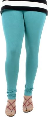Nxt 2 Skn Women's Green Leggings