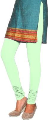 AMX Women's Light Green Leggings
