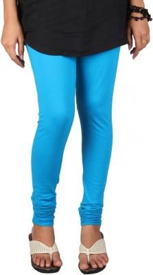 Saree Exotica Women's Blue, Green Leggings
