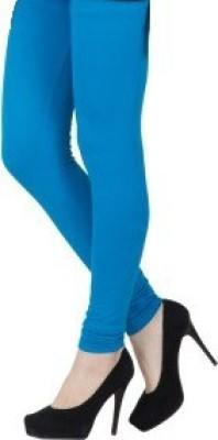 Cosmixstores Women's Dark Blue Leggings