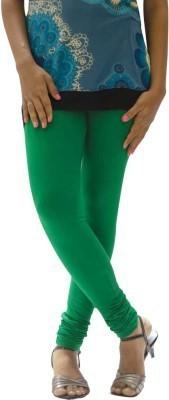 Cosmixstores Women's Green Leggings