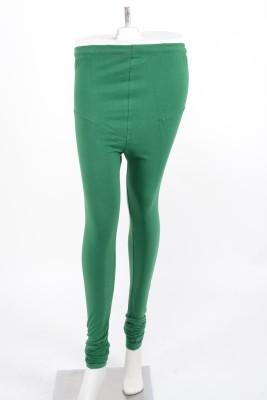 Carnival Girl's Green Leggings