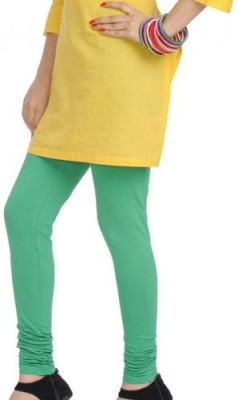 Adhyanvi Women's Light Green Leggings