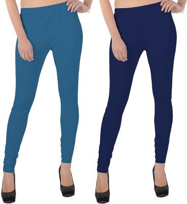 X-Cross Women's Blue, Dark Blue Leggings