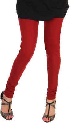 Itnol International Women's Maroon Leggings
