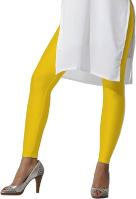 GardenVareli Women's Yellow Leggings