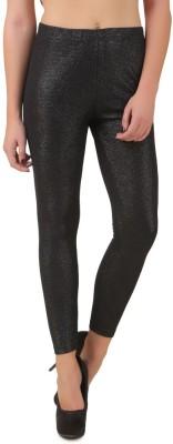 Flur Women's Black Leggings