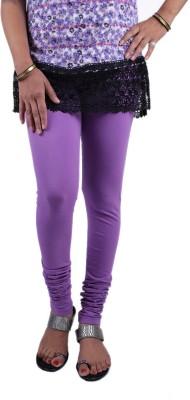 4Ways Women's Purple Leggings