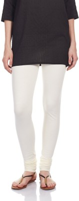Chiffon Women's White Leggings