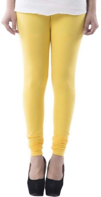 PF Colors Women's Yellow Leggings
