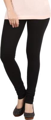 Sewn Women's Black Leggings