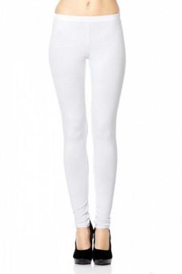 Smart Look 7 Women's White Leggings
