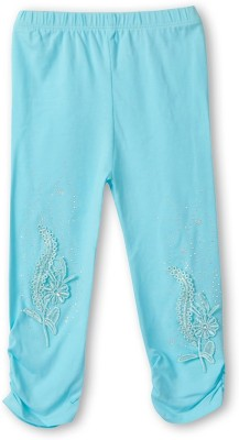 Icable Baby Girl,s Blue Leggings