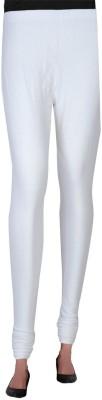Kahana Women's White Leggings