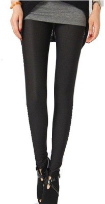 Back The Collection Women's Black Leggings