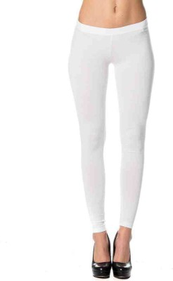 Sakal Enterprises Women's White Leggings