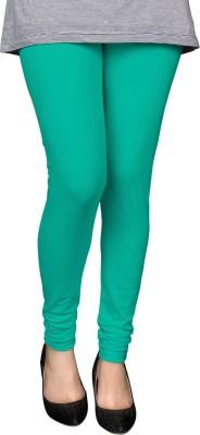 PAMO Women,s Green Leggings