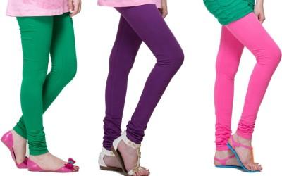 Lienz Women's Green, Purple, Pink Leggings