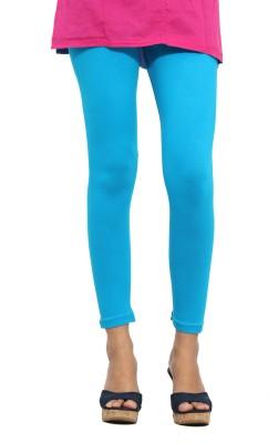 S Vaga Women's Blue Leggings