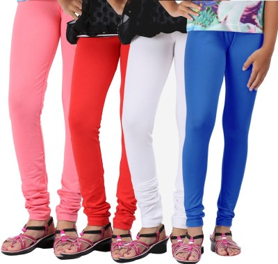 Greenwich Girl,s Pink, Red, White, Blue Leggings