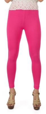 Legrisa Fashion Women's Pink Leggings