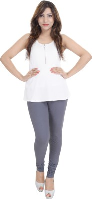 Shop Rajasthan Women,s Grey Leggings