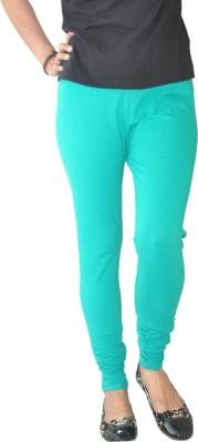 Round Off Women's Green, Blue, Light Blue Leggings