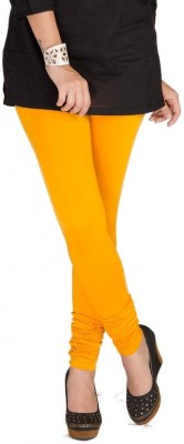 4S Women's Yellow Leggings